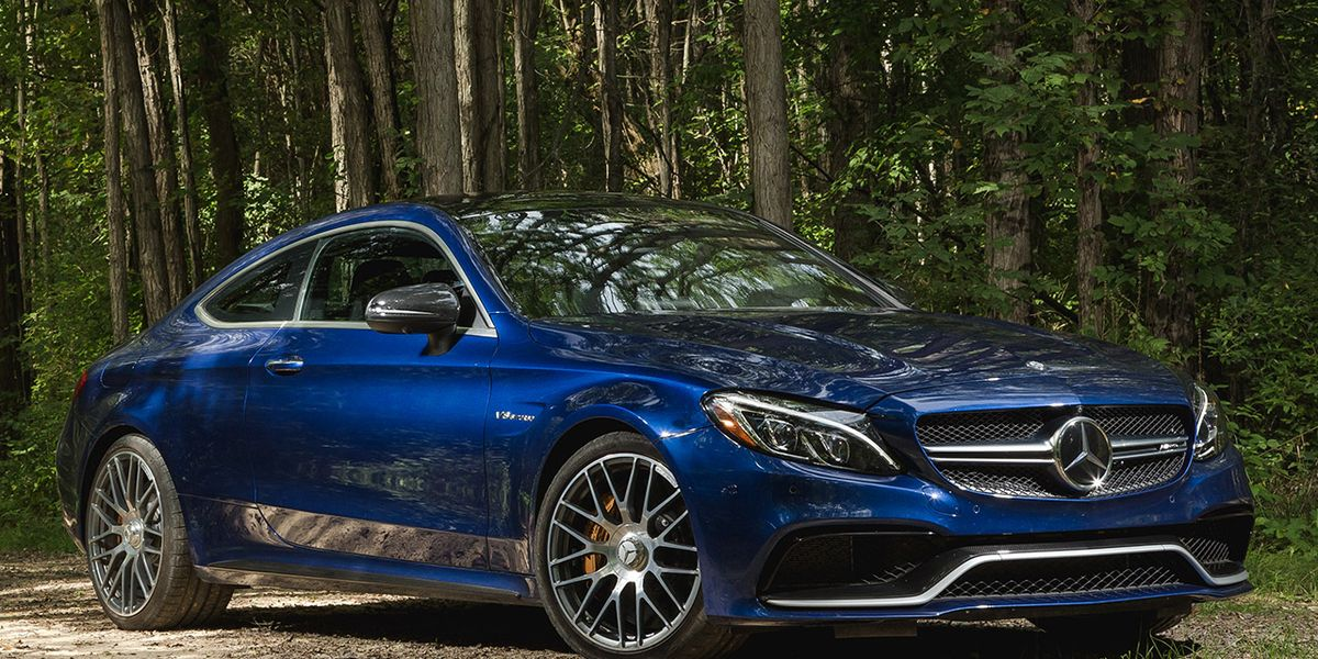 2017 Mercedes-AMG C63 S Coupe Test – Review – Car and Driver