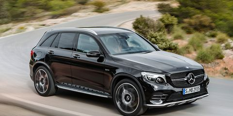 Glc 43 Amg >> 2017 Mercedes Amg Glc43 First Drive 8211 Reviews 8211