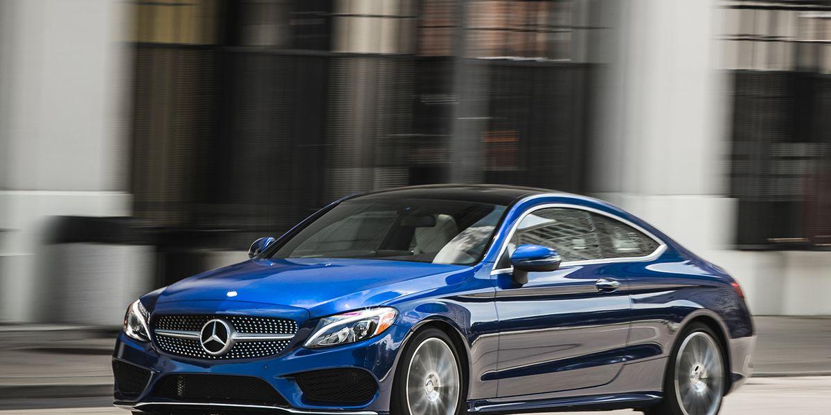 2017 Mercedes-Benz C300 Coupe Test –