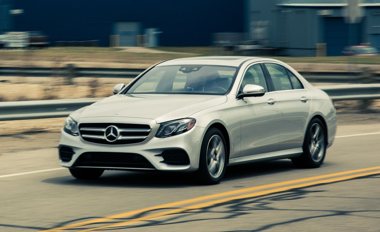 2017 Mercedes Benz E300 4matic Test 8211 Review Car And Driver