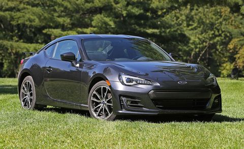 Subaru Brz 0 60 >> 2017 Subaru Brz Manual Test 8211 Review 8211 Car And