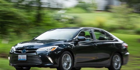 2017 Toyota Camry Hybrid Test 8211 Review Car And
