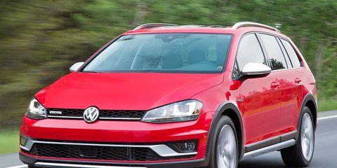 2017 Volkswagen Golf Alltrack First Drive 8211 Review 8211 Car