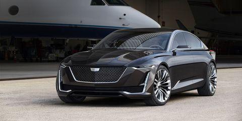 Cadillac Escala Concept Design Dissected Feature