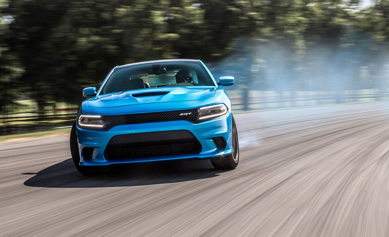 Charger Srt Hellcat >> Dodge Charger Srt Hellcat At Lightning Lap 2016 8211 Feature