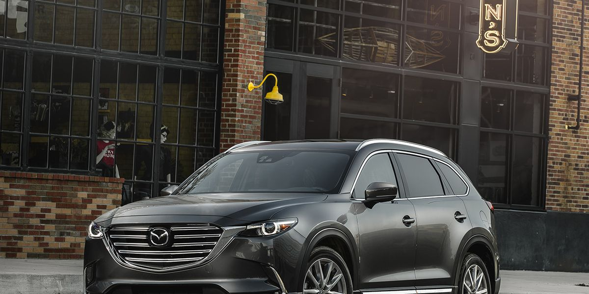 Best Mid-Size SUV: Mazda CX-9 – 2017 10Best Trucks and SUVs – Car and Driver