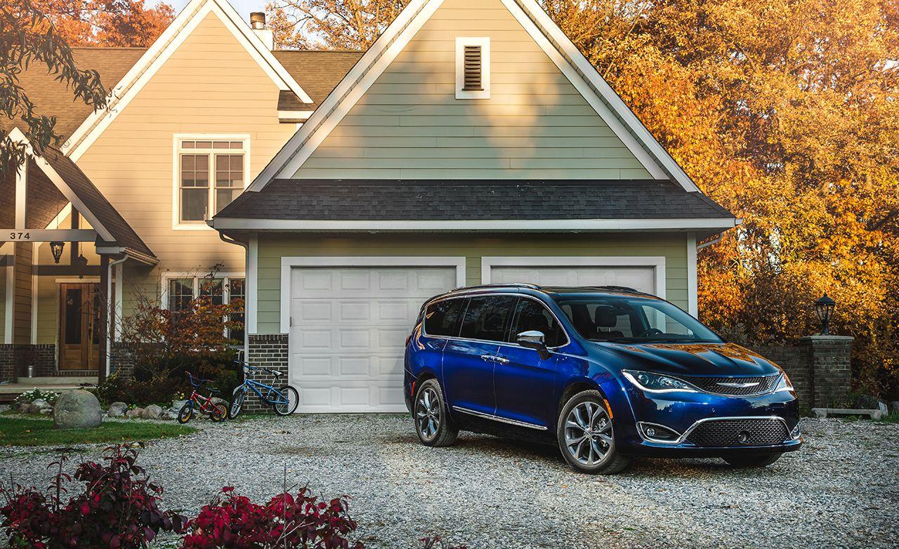 2017 Best Minivan: Chrysler Pacifica