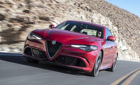 2017 Alfa Romeo Giulia Configurations >> 2017 Alfa Romeo Giulia Quadrifoglio Test 8211 Review