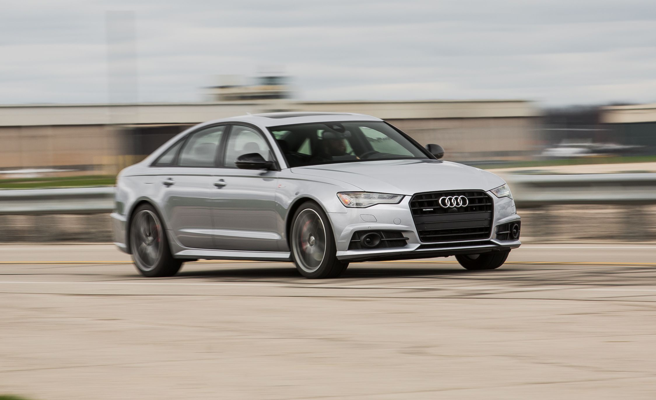 2017 Audi A6 3 0T Competition Test | Review | Car and Driver