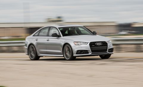 2017 audi a6 30t competition