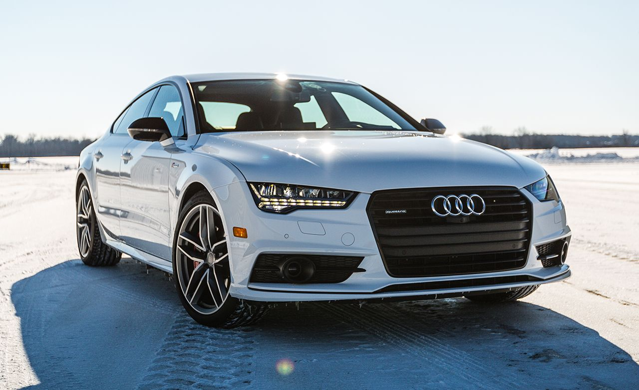 2017 Audi A7 Reviewed Finishing On The Podium