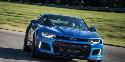 2017 Chevrolet Camaro Zl1 First Ride 8211 Review 8211 Car And