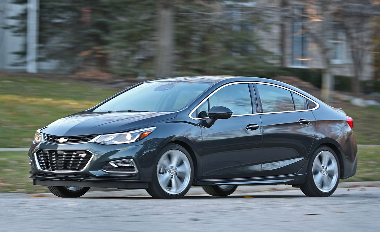 2017 Chevrolet Cruze 8211 Review 8211 Car And Driver