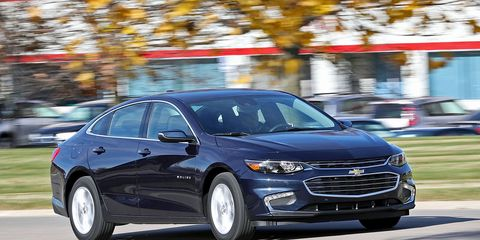 Chris Doane Automotive Overview The Chevrolet Malibu