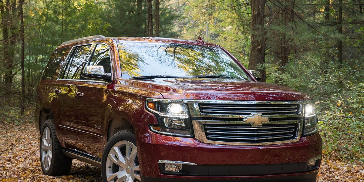 tested 2017 chevrolet tahoe 4wd tested 2017 chevrolet tahoe 4wd