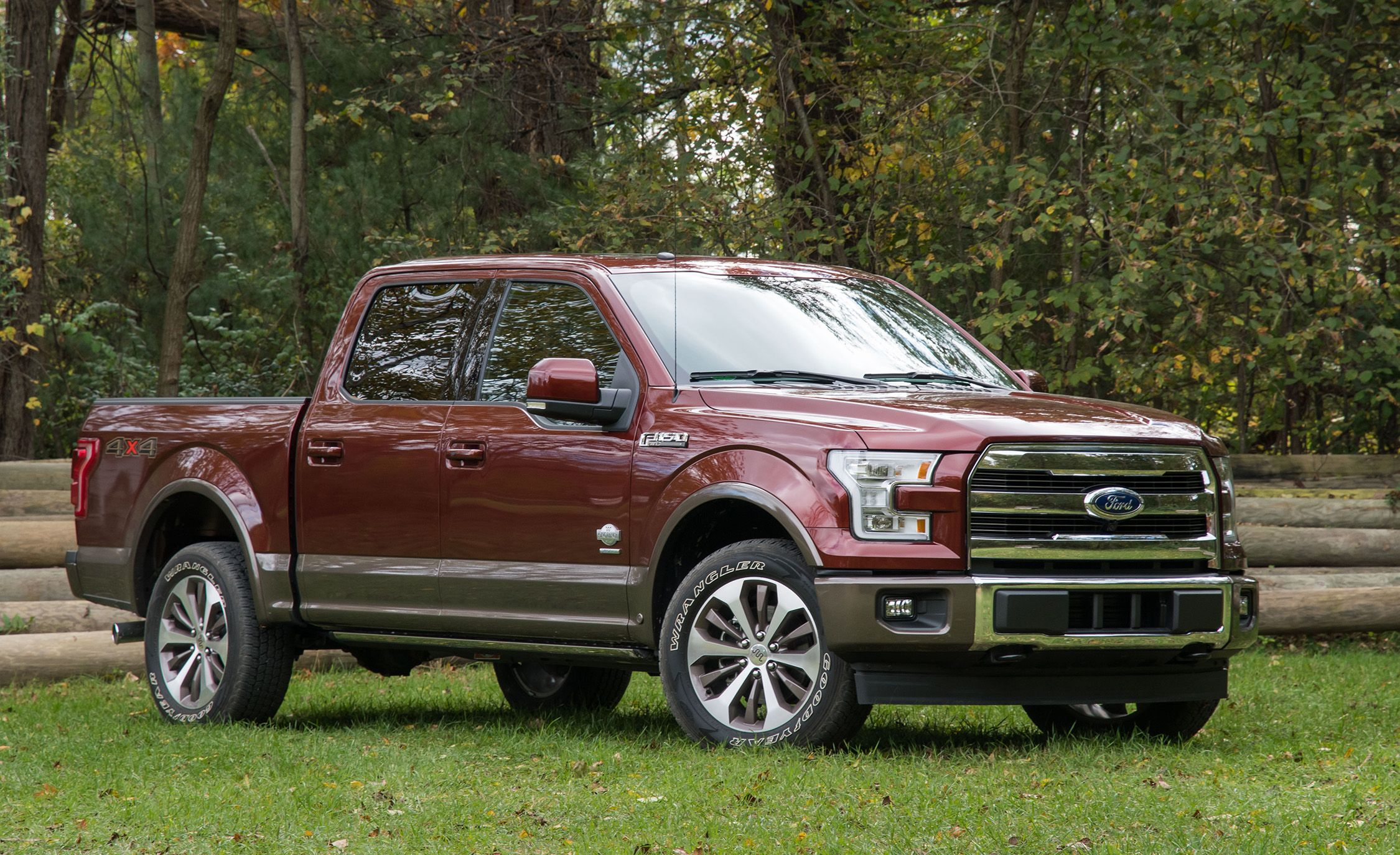 2017 Ford F 150 3 5l Ecoboost 10 Sd Automatic Test Review Car And Driver