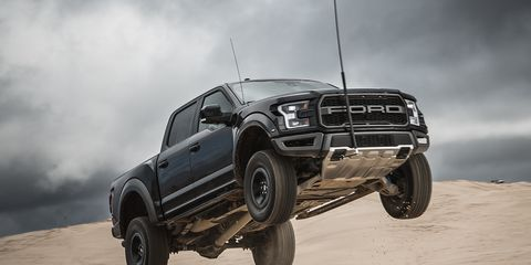 2017 Ford F-150 Raptor Crew Cab Test – Review – Car and Driver