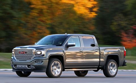 2017 Gmc Sierra 1500 Quick Take Review