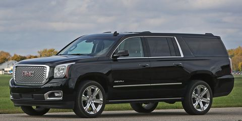 Gmc Yukon Xl Denali >> 2017 Gmc Yukon Xl Denali 4wd Instrumented Test 8211 Review 8211