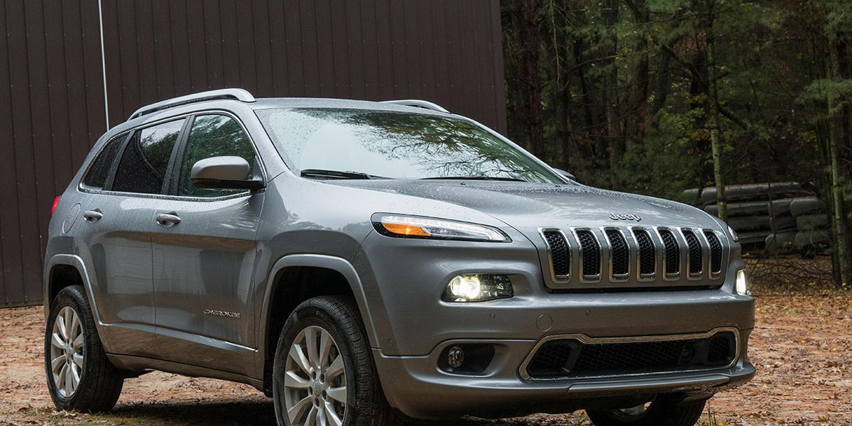 2017 Jeep Cherokee Overland 4x4 Tested – Review – Car and ...