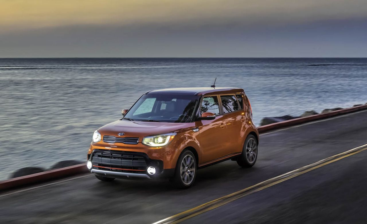 2017 Kia Soul Turbo First Drive 8211 Reviews 8211 Car And Driver