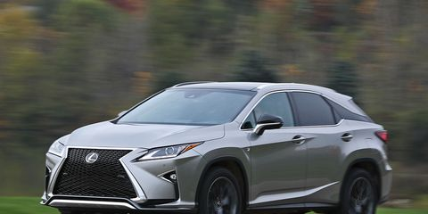 Chris Doane Automotive Overview The Lexus Rx