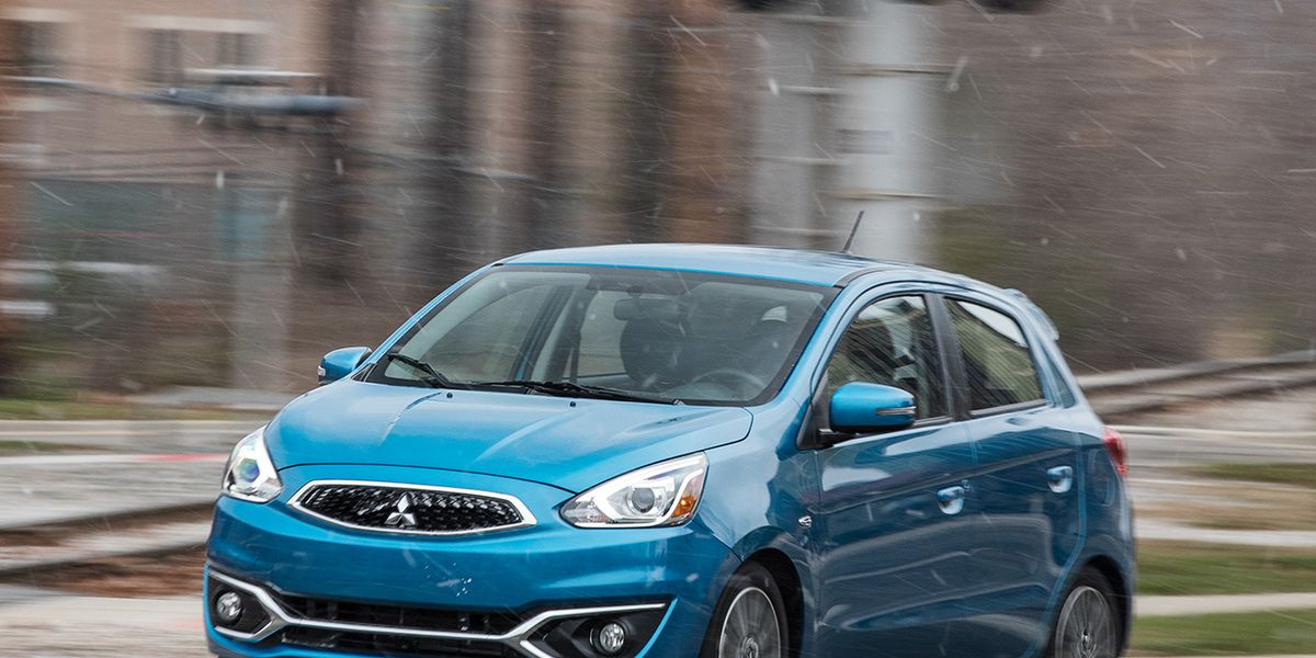 2017 Mitsubishi Mirage Hatchback First Drive 8211 Review Car And Driver