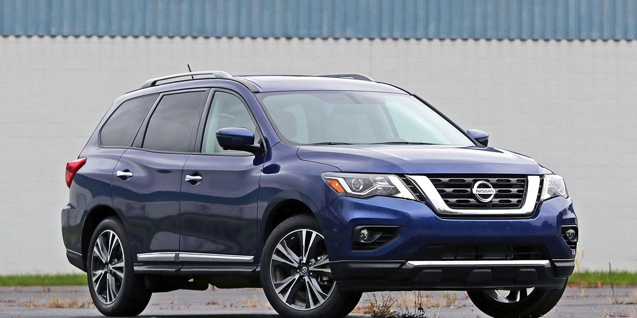 Nissan Pathfinder Platinum >> 2017 Nissan Pathfinder Platinum Awd 8211 Review 8211 Car And