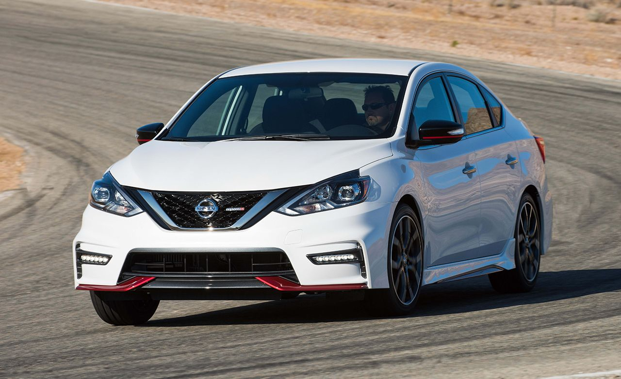 2017 Nissan Sentra Nismo First Drive 8211 Reviews Car And Driver