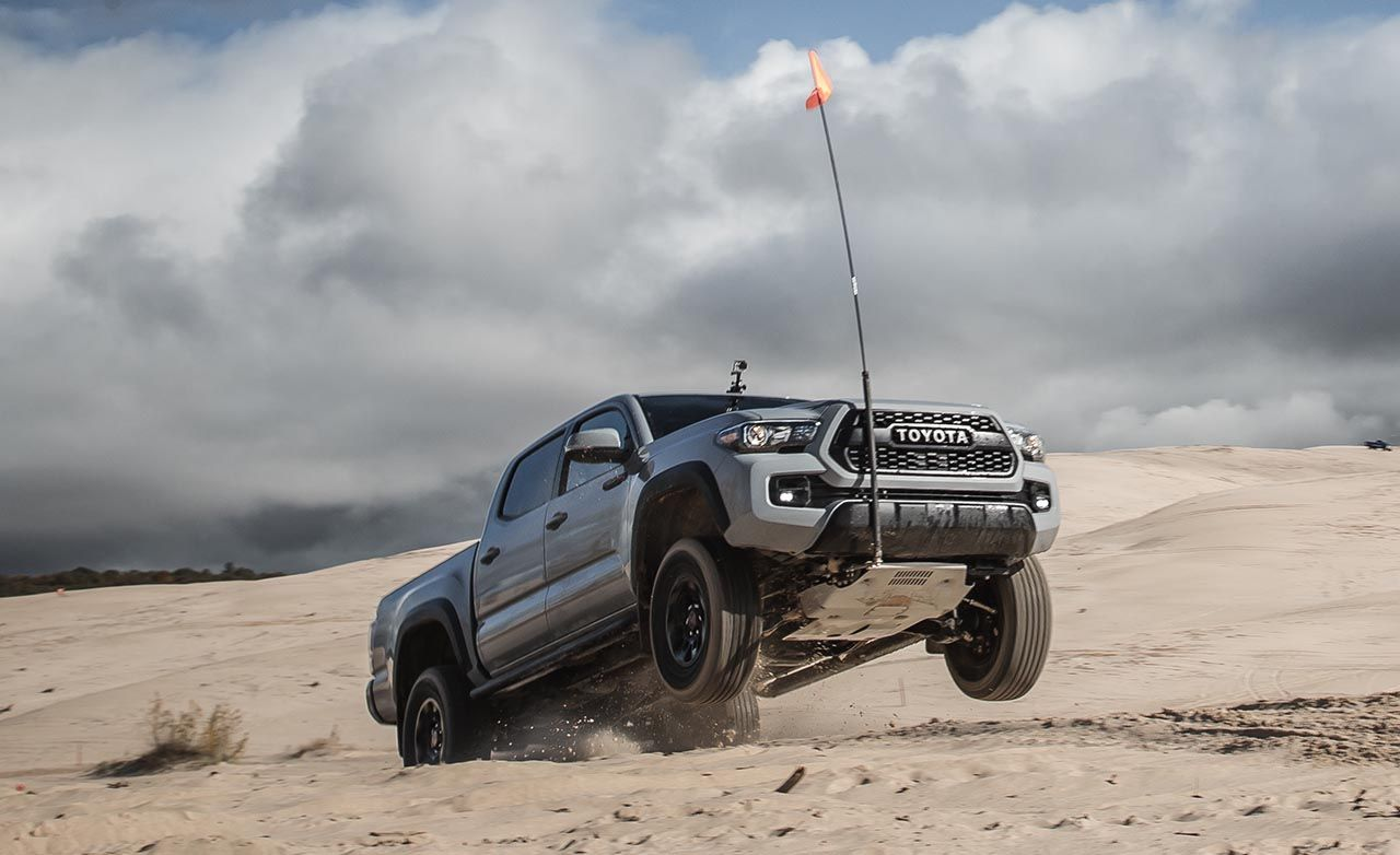 2017 Toyota Tacoma Trd Pro 4x4 Automatic Test 8211 Review 8211 Car And Driver
