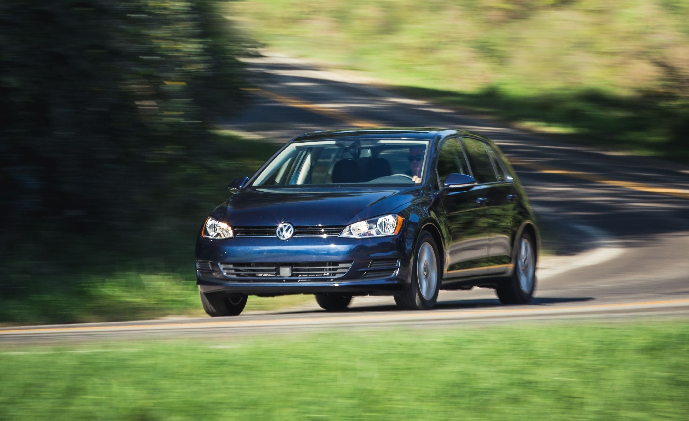 2017 Volkswagen Golf 1 8t Tsi Wolfsburg Edition Test 8211 Review Car And Driver
