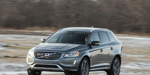 2017 Volvo Xc60 8211 Review 8211 Car And Driver