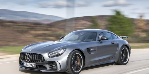 2018 Mercedes Amg Gt R First Drive 8211 Review 8211 Car And Driver