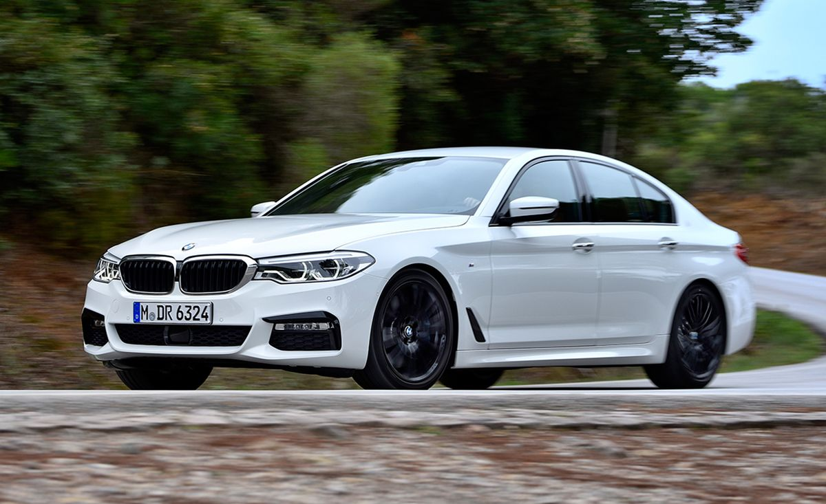 First Drive 2017 Bmw 5 Series 8211 Review 8211 Car And Driver