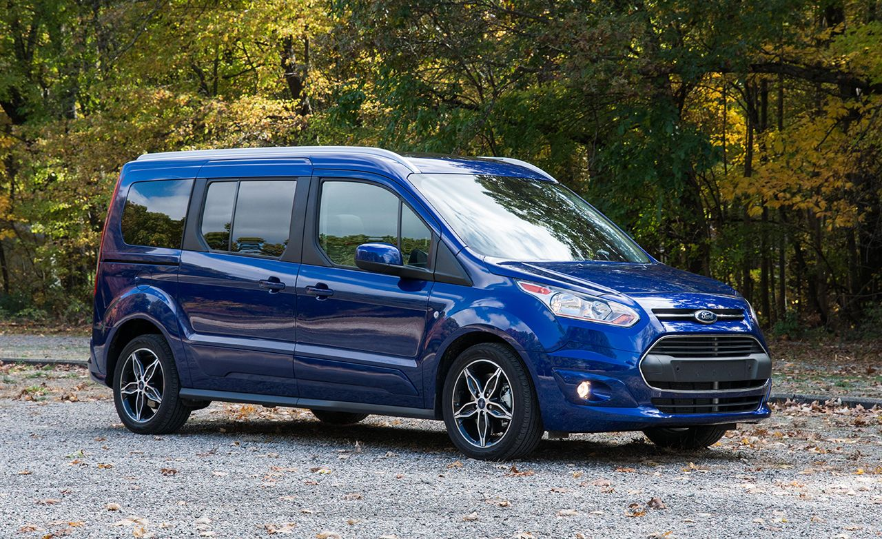 a310c093112c Quick Take: 2016 Ford Transit Connect Wagon – Review – Car and  Driver