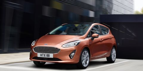 View Photos Image The Cur Ford Fiesta