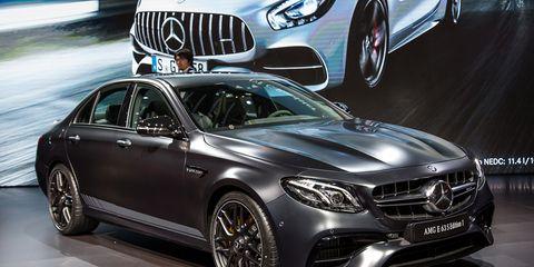 2018 Mercedes Amg E63 Not Quite Unlimited But Close