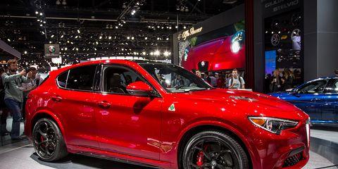 2018 Alfa Romeo Stelvio Price >> Alfa Romeo Stelvio And Stelvio Quadrifoglio Photos And Info