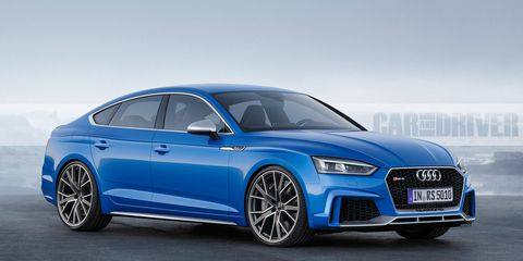 The 2018 Audi Rs5 Is A Car Worth Waiting For Feature Car And Driver