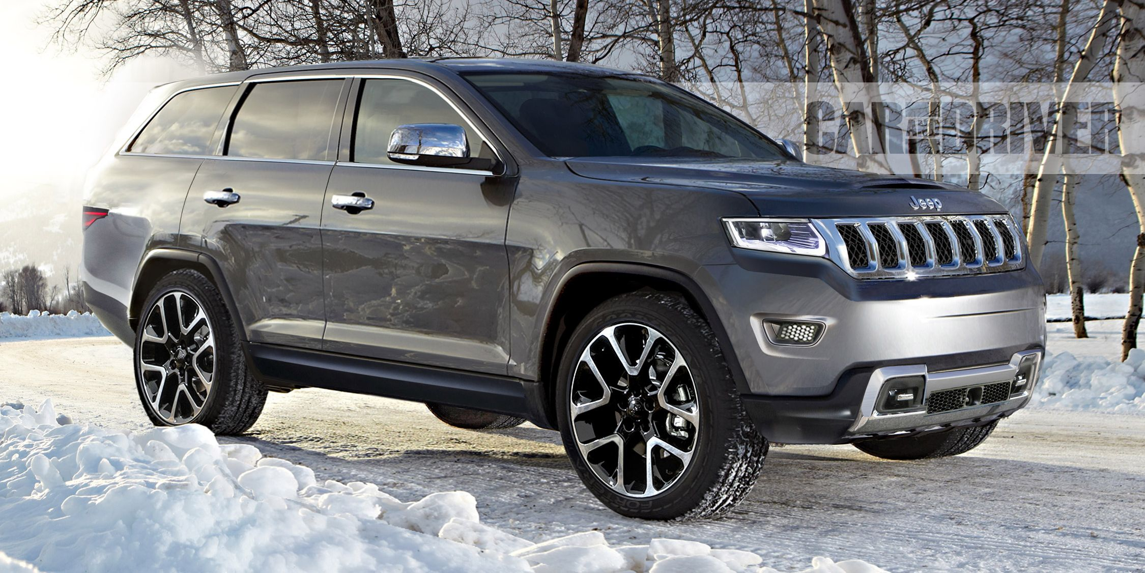 The 2021 Jeep Wagoneer And Grand Wagoneer Are Cars Worth Waiting For