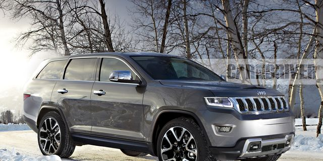 The 2021 Jeep Wagoneer And Grand Are Cars Worth Waiting For Feature Car Driver