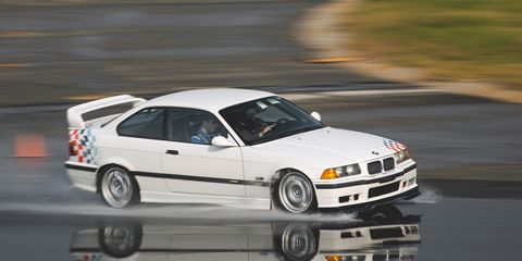 We Drive the World's Most Busted-Out BMW M3 | Feature | Car ... on bmw e36 with small tires, bmw street car custom, bmw e36 racing, bmw imsa, bmw e36 wheels,