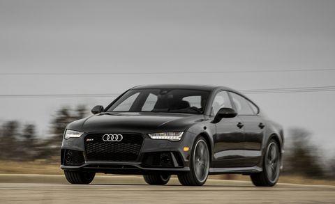 Audi Rs7 0-60 >> 2017 Audi Rs7 Performance Test