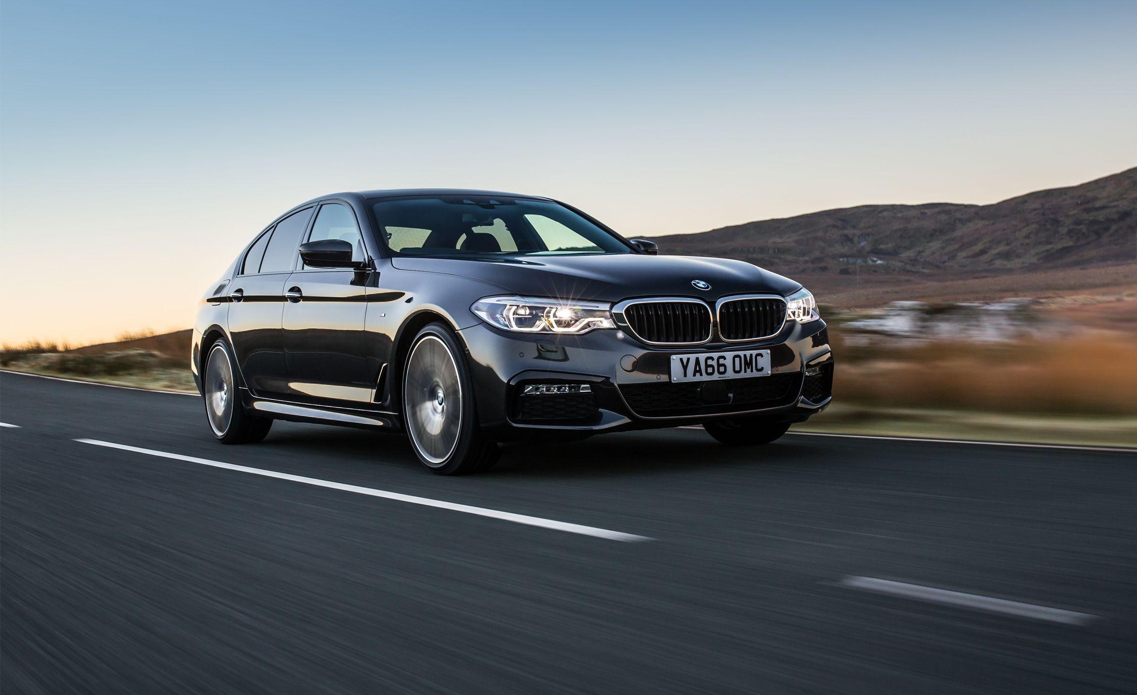 2017 Bmw 530d Euro Spec