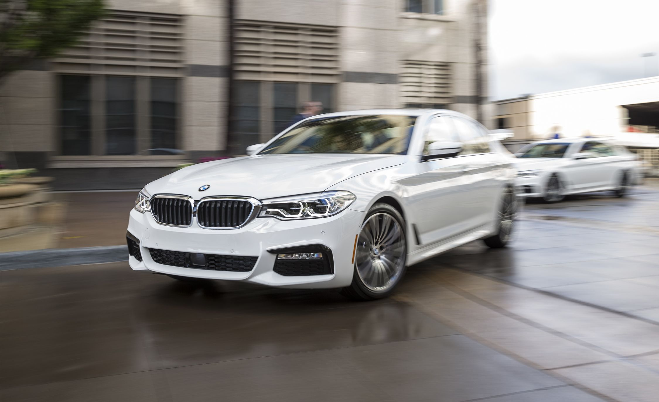 2017 Bmw 530i First Drive 8211 Review 8211 Car And Driver