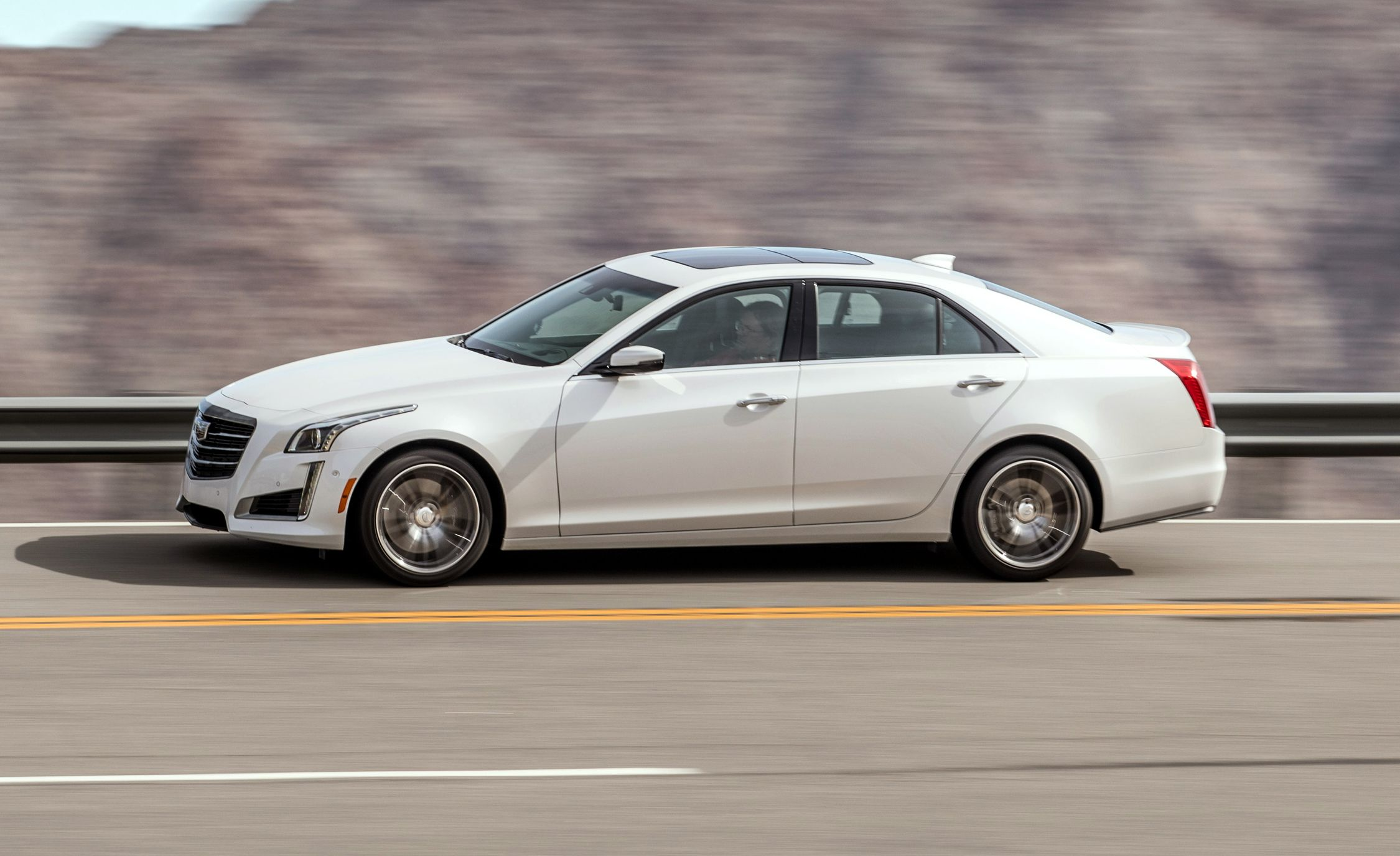 2017 Cadillac Cts 3 6 L Premium Luxury >> 2017 Cadillac Cts V Sport Tested Review Car And Driver