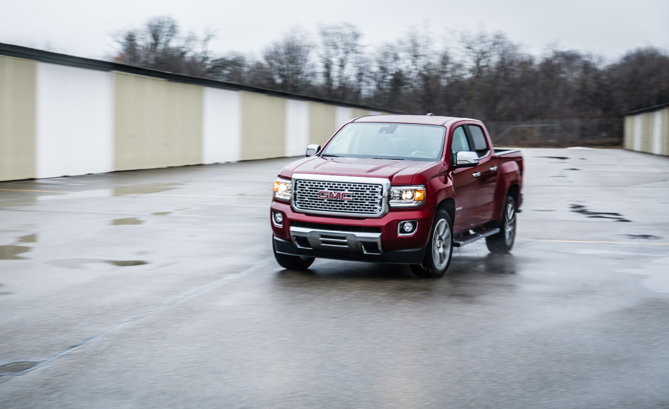 2017 GMC Canyon V-6 4x4 Test   Review   Car and Driver