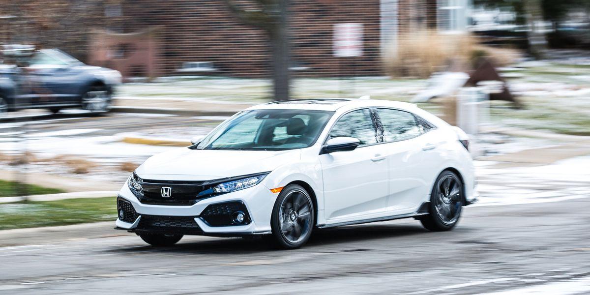2017 Honda Civic Hatchback CVT Automatic | Review | Car and