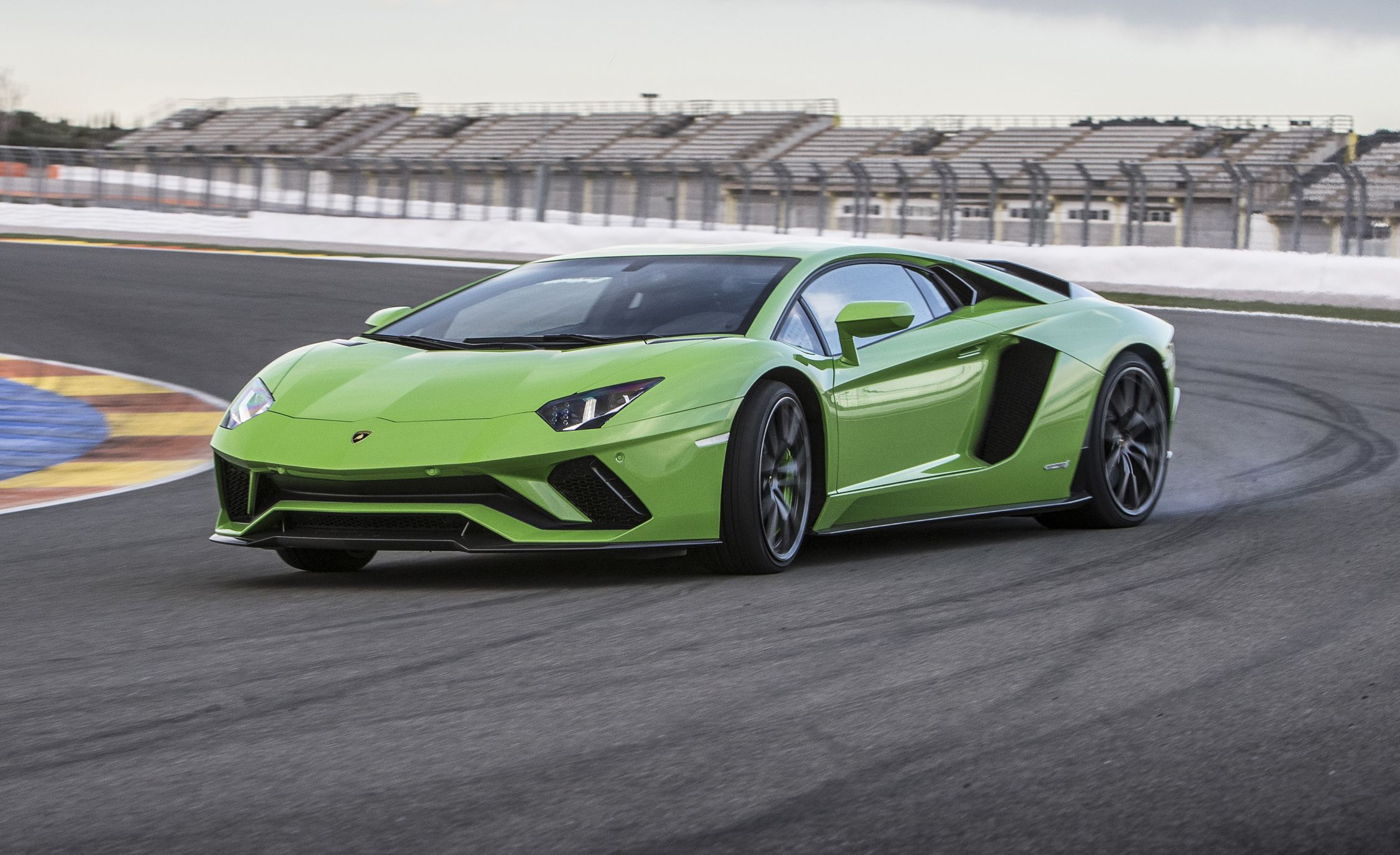 2017 Lamborghini Aventador S First Drive 8211 Review 8211 Car