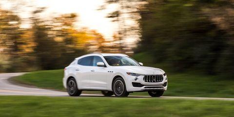 2018 Maserati Levante: News, Specs, Price >> 2017 Maserati Levante S Q4 Test 8211 Review 8211 Car